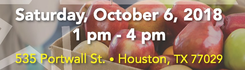 Bring your Family to volunteer at the Houston Food Bank!